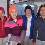 Echipa de Copii la Poliatlon