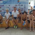 podium aquasport timisoara