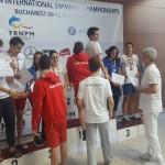 CS Aquasport Timisoara locul 2